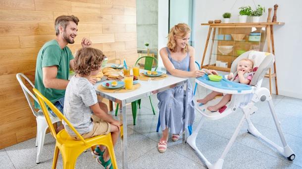 صندلی غذای کودک کیندر کرافت